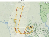 6-30-2013 GC Ride Route