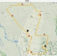 7-2-2013 GC Ride Route