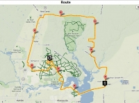 7-3-2013 GC Ride Route