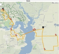 7-22-2013 GC Ride Route
