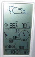 7-22-2013 Home Weather Start