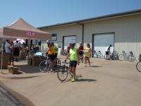 Rest Stop 6 100m route
