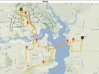 3-11-2014 GC Ride Route