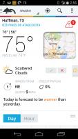3-11-2014 Huffman Weather