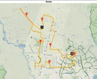 3-12-2014 GC Ride Route