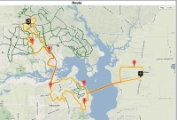 3-14-2014 GC Ride Route