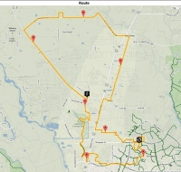3-18-2014 GC Ride Route