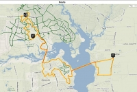 4-2-2014 GC Ride Route
