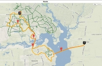 4-3-2014 GC Ride Route