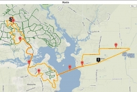4-16-2014 GC Ride Route