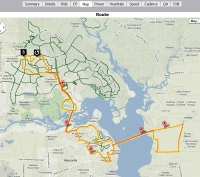 3-17-2013 GC Ride Route Map